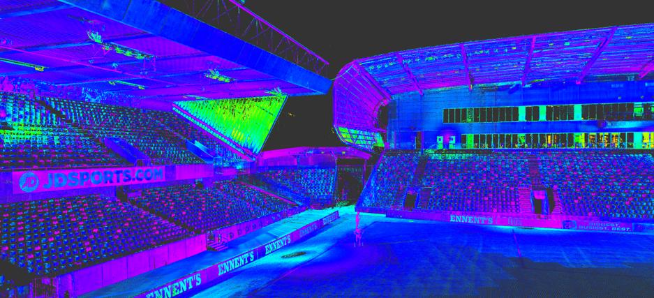 3D Laser Scanning - EVP Group